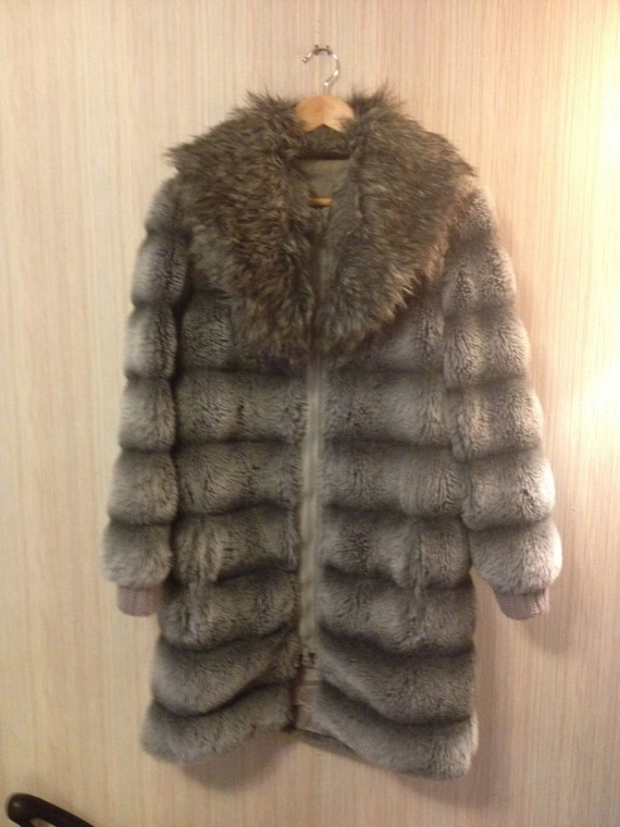 1 Discount budget Coats Playa Jackets, Vests faux fur Playawear festival BurningMan style upcycled vintage FREE standard shipping USA