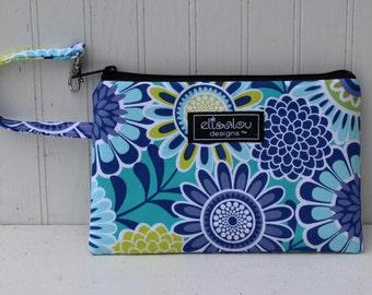 Sassari Padded wristlet mini purse, iphone6, iphone6 Plus, Galaxy, ipod, cell phone, camera bag