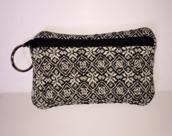 Essential Oil Bag  Black/White