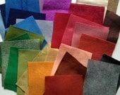 Scrap Bag: Wool and Wool Blend Felt