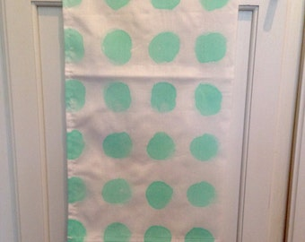 Candy Color Polka Dot Tea Towel