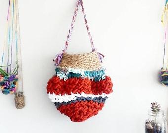 Crochet Shabby Chic Bohemian Hippie Beach Tote Bag~ Hobo Bags~ Gypsy Tassel Bag~ Bucket Bag~ Pretty Summer Style~ Gypsy Spirit Style