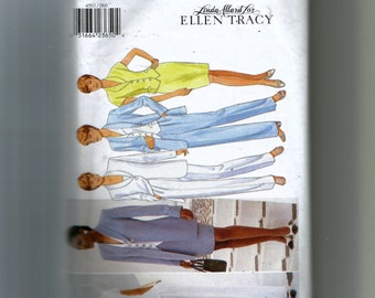 Butterick Misses' Jacket, Top, Skirt and Pants Pattern 4503