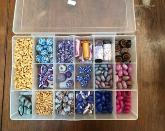 Box of Mixed Beads