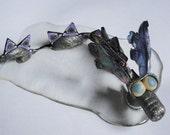 Galaxy Black Slurpent - OOAK ELEMENTAL DRAGONS