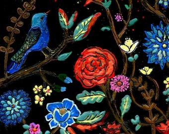 Japonisme - Botanical Print
