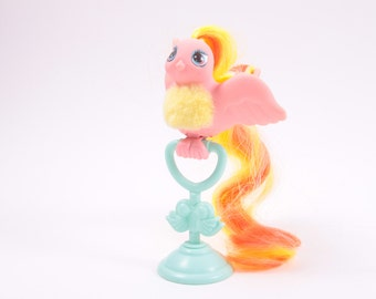 Fairy Tails My Little Pony Vintage Bird Huggy Tails