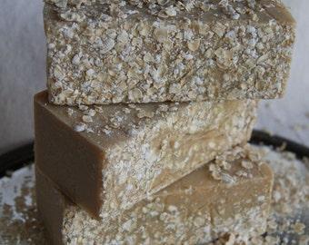 Oatmeal, Milk and Honey - Handmade Artisan Soap