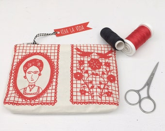 Frida  pouch small