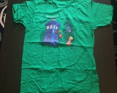 Cindy Lou Who T-Shirt in Green - Sized Men's Medium