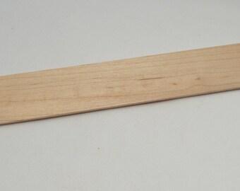 Inkle Shuttles for inkle weaving - Maple