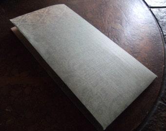 Moss Traveler's Journal 2 Pocket Folder-Regular Wide