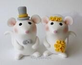 Custom Mouse Cake Topper