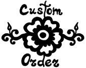 9 crochet roses