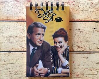 Desk Set VHS Recycled Notebook