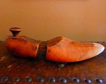 Vintage Shoe Stretcher 1920's
