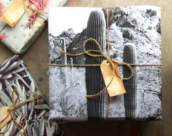 Choose any 3 Styles - Photography Gift Wrapping Paper Sheets - Beach Gift Wrap - City Gift Wrap