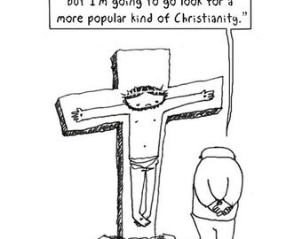 A More Popular Christianity CARTOON