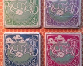 Marble coasters - Richmond Grow Your Own Roots