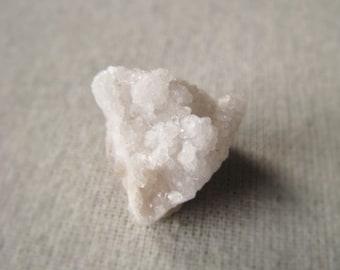 Drusy Crystal Gemstone Briolette Item No. 3881