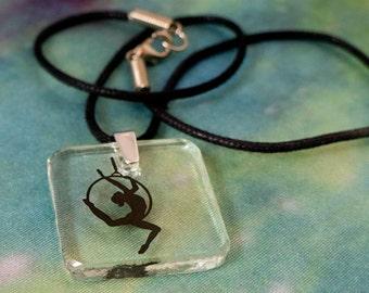 Aerial Arts Necklace - Lyra/Hoop! #2