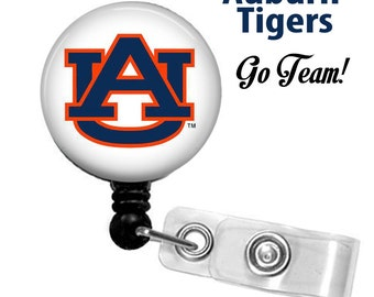 ID reel with MYLAR covering...AUBURN