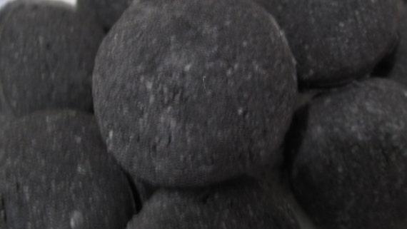 Midnight (Bath Bomb Fizzy) Sandalwood -Handmade, exfoliate, sooth skin, moisturizes, detox, gift, Stardust Soaps 2.8 oz wrapped