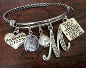 Mother of the GROOM gift, Today a Groom, Forever your son, wedding keepsake, love between a mother and her son is forever, Mother of BRIDE
