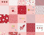 20% OFF Riley Blake Designs Sweet Orchard Designer Cloth Pink