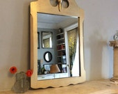 Vintage Federal Gold Wall Mirror