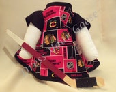 CUSTOM ORDER (Cindy Haas) Pittsburgh Penguins XL Player Outfit by DressYourGoose