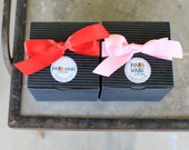 Artisan Natural Soap // 3 BIG bars cold process CP soap, natural, handpoured with essential oils, gift soap