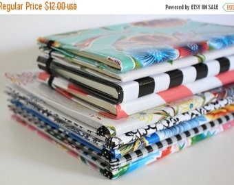 ON SALE moleskine large - journal cover - notebook cover - composition notebook - colorful journal - moleskine cahier