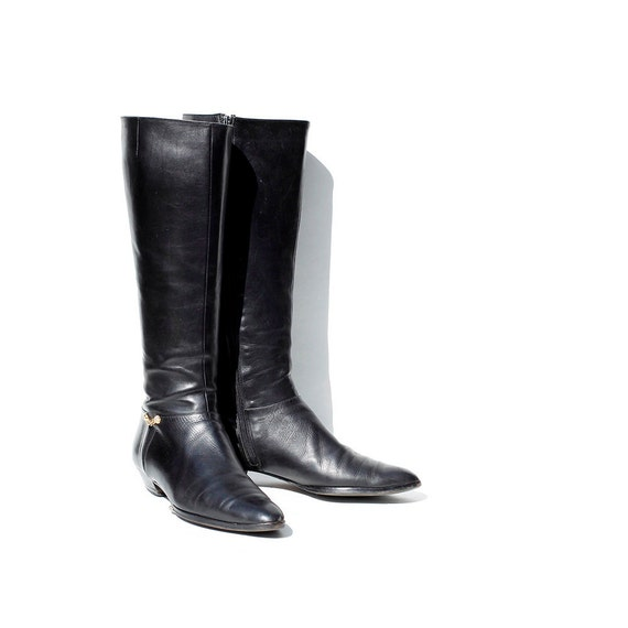 Vintage Italian Boots 117