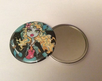 Pocket Mirror - Monster High