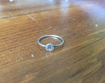 Custom Mothers Stackable Ring