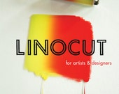 Linocut for Artists and Designers - signed book