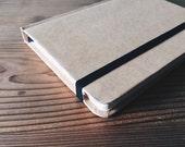 Kraft Blank Notebook