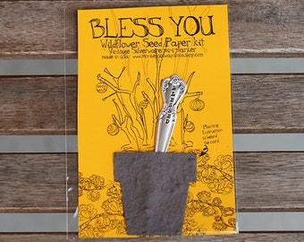 Bless You Flower/Marker Kit (E0492)