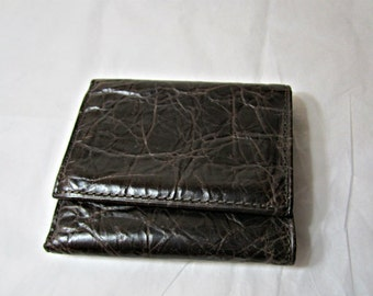Men's leather wallet men's billfold wallet genuine leather wallet