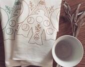 Moon and Spirit Tea Towel Set