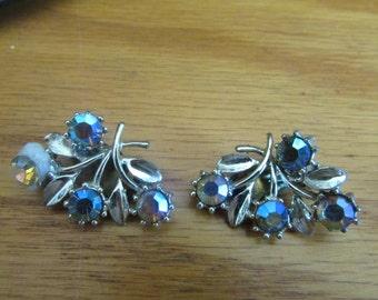 carnival flower clips