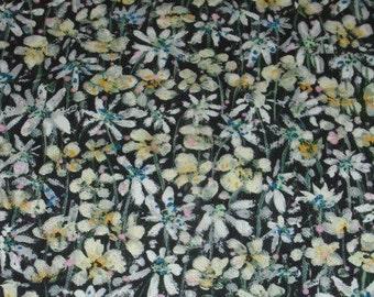 Liberty of London tana lawn fabric  Elenora Fat Eighth Liberty Tissu