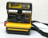 Working Vintage Polaroid Job Pro 2 Instant Film Camera for Impossible Project 600 Film