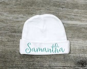 Newborn Hat, Baby Hat, Newborn Baby Hat, Personalized Newborn Hat, Personalized Baby Hat