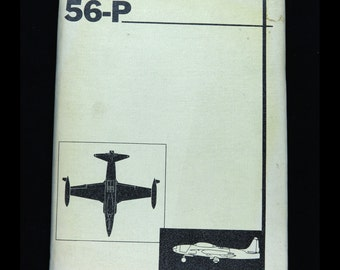 56-P Yearbook Air Force Greenville Mississippi 1956 Military Annual