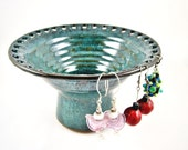 Earring holder, Jewelry Bowl, Jewelry holder - Made to order
