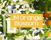 JM Orange Blossom inspired by Jo Malone Perfume, Perfume Spray, Body Spray, Roll On, Massage Oil, Perfume Sample Oil, Dry Oil Spray