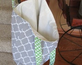 grocery bag market bag cotton tote beach bag