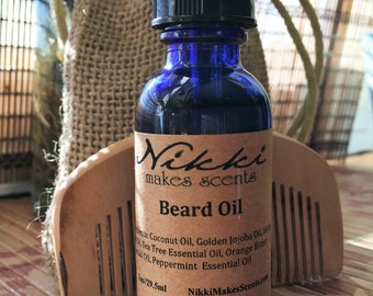 Conditioning Beard Oil